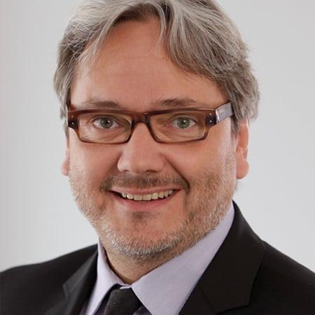 Peter Burkhardt - Geschäftsführer bei HAUB + PARTNER