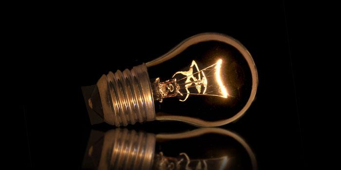 Glühleuchte - mit Process Mining geht Ihnen ein Licht auf