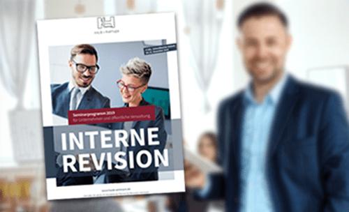 Interne Revision Seminarprogramm von HAUB + PARTNER