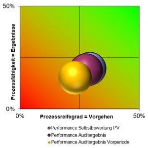 Portfolio Prozessperformance